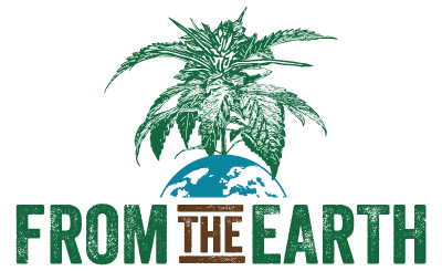 from the earth logo